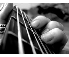 clases de musica para niños de bajo