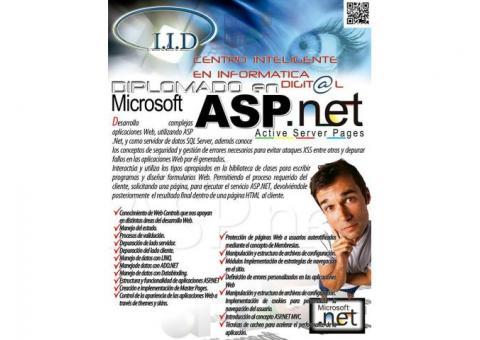 Próximo Diplomado ASP.net