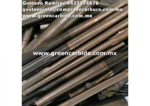 Compra de Carburo de tungsteno en Quintana Roo