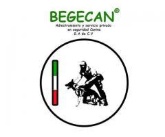 Empresa de Seguridad Privada Canina BEGECAN S.A. DE C.V.