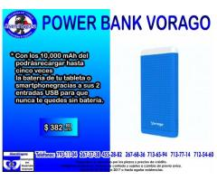 POWERBANK VORAGO PB400