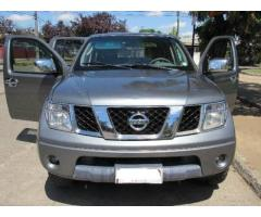 nissan frontier doble cabina 2014