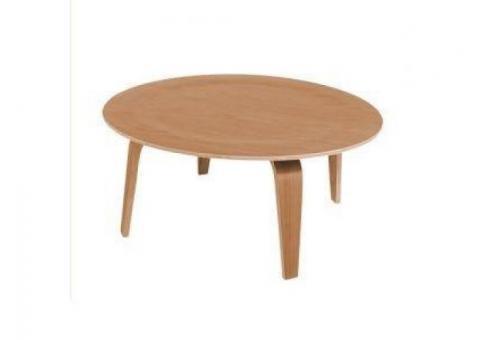 Mesa de centro estilo molded playwood muebles personalizados mobydec