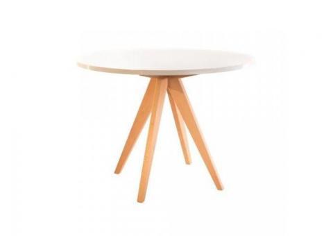 Mesa circular dorian mesas personalizadas somos fabricantes