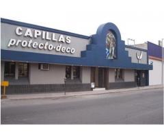 Capillas Protecto Deco Villagrán Servicio de Velación.