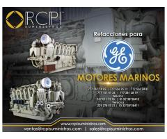 Motores maritimos GE