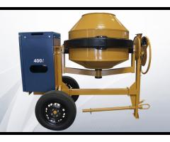Revolvedora de concreto 1 ½ saco 14 hp
