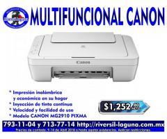 MULTIFUNCIONAL CANON PIXMA MG2910