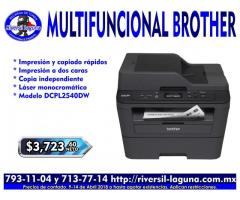 MULTIFUNCIONAL BROTHER DCPL2540DW