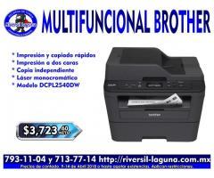 MULTIFUNCIONAL BROTHER DCPL2540DW