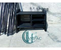 andamio barandal  AMPAC