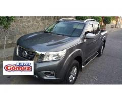 NISSAN FRONTIER DOBLE CABINA 4X4
