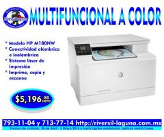 MULTIFUNCIONAL LASER A COLOR M180NW
