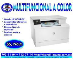 MULTIFUNCIONAL LASER A COLOR M180NW