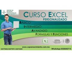 DIPLOMADO EXCEL (BÁSICO,INTERMEDIO,AVANZADO Y FORMULAS)