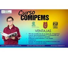 CURSO COMIPEMS