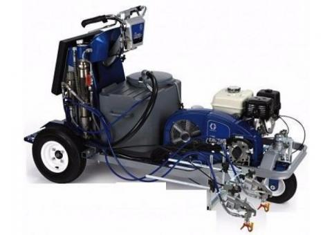 equipo airless para pintar graco linelazer IV 250 sps