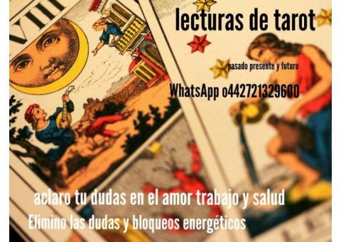 HAGO CONSULTAS DE TAROT Y TRABAJOS DE TIPO ESPIRITUAL