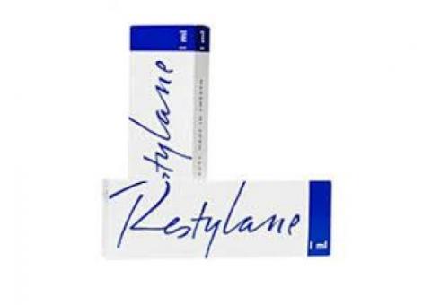 (100% efectivo) Juvederm, Radiesse, Restylane, Botox 100 UI, Reloxin (Dysport) 500 UI
