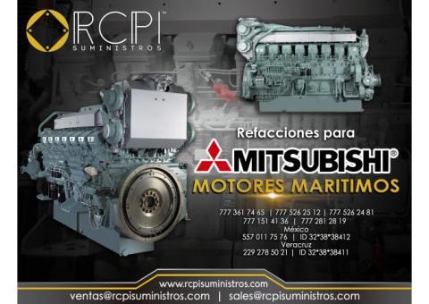 Refacciones y motores Mitsubishi
