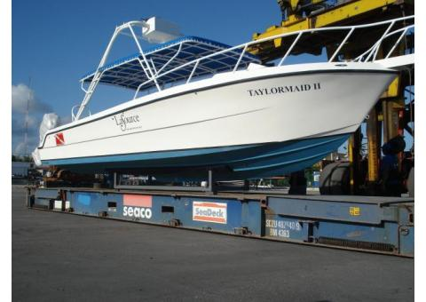 Lancha de Buceo Marysol 36 Open Diver