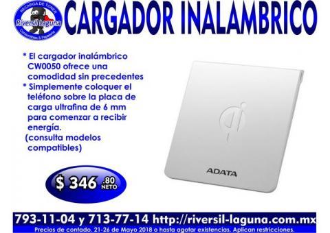 CARGADOR INALAMBRICO ADATA
