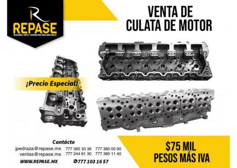VENTA DE CULATA DE MOTOR