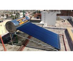 CALENTADOR SOLAR SOLARISY SKY POWER 100% ACERO INOXIDABLE
