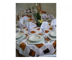 Banquetes con Vajilla En Nezahualcoyotl
