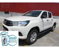 Toyota Hilux 2.7 Cabina  Doble Sr Mt año 2016