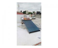 CALENTADOR SOLAR SKY POWER Y SOLARIS