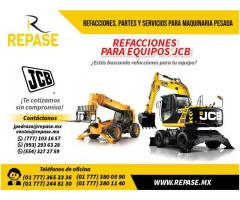 REFACCIONES PARA MAQUINARIA PESADA JCB