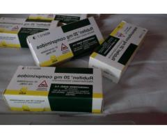 Rubifen 20mg (Sibutramina Meridia) 30 Cápsulas