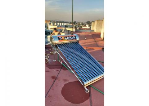 CALENTADOR SOLAR SOLARIS Y SKY POWER
