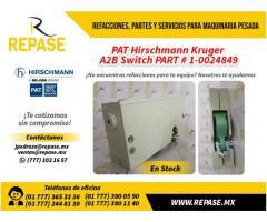 PAT Hirschmann Kruger A2B