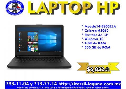 LAPTOP HP 14-BS002LA