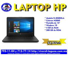 LAPTOP HP 14-BS002LA