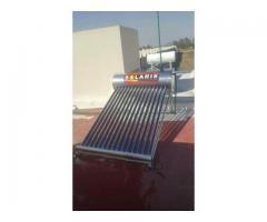 CALENTADOR SOLAR SKY POWER Y SOLARIS ACERO 100%INOXIDABLE