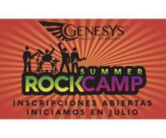 Curso De Verano para Niños y Jóvenes Especializado en Rock, Vocales y DJ