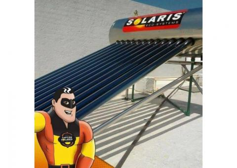 CALENTADOR SOLAR SOLARIS Y SKY POWER ES UN AHORRO NATURAL