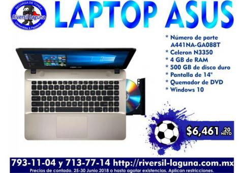 LAPTOP ASUS A441NA-GA088T