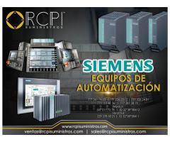 Equipos de automatización Siemens para grúas portuarias
