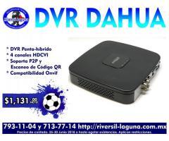 DVR DAHUA XVR4104CNS2