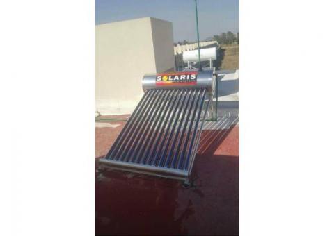 CALENTADOR SKY POWER SOLARES SOLARIS ACERO INOXIDABLE