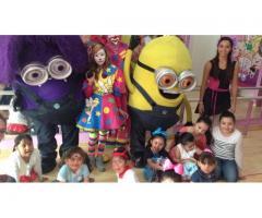 Show Infantiles en Neza