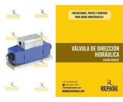 VÁLVULA DE DIRECCIÓN HIDRÁULICA