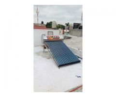 CALENTADOR SOLARIS Y SKY POWER SOLARES