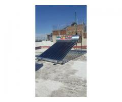 CALENTADOR SOLAR SOLARIS Y SKY POWE