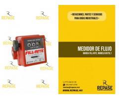 MEDIDOR DE FLUJO FILL RITE