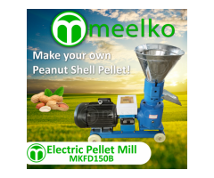 Meelko Peletizadora para alfalfa y postura MKFD150B